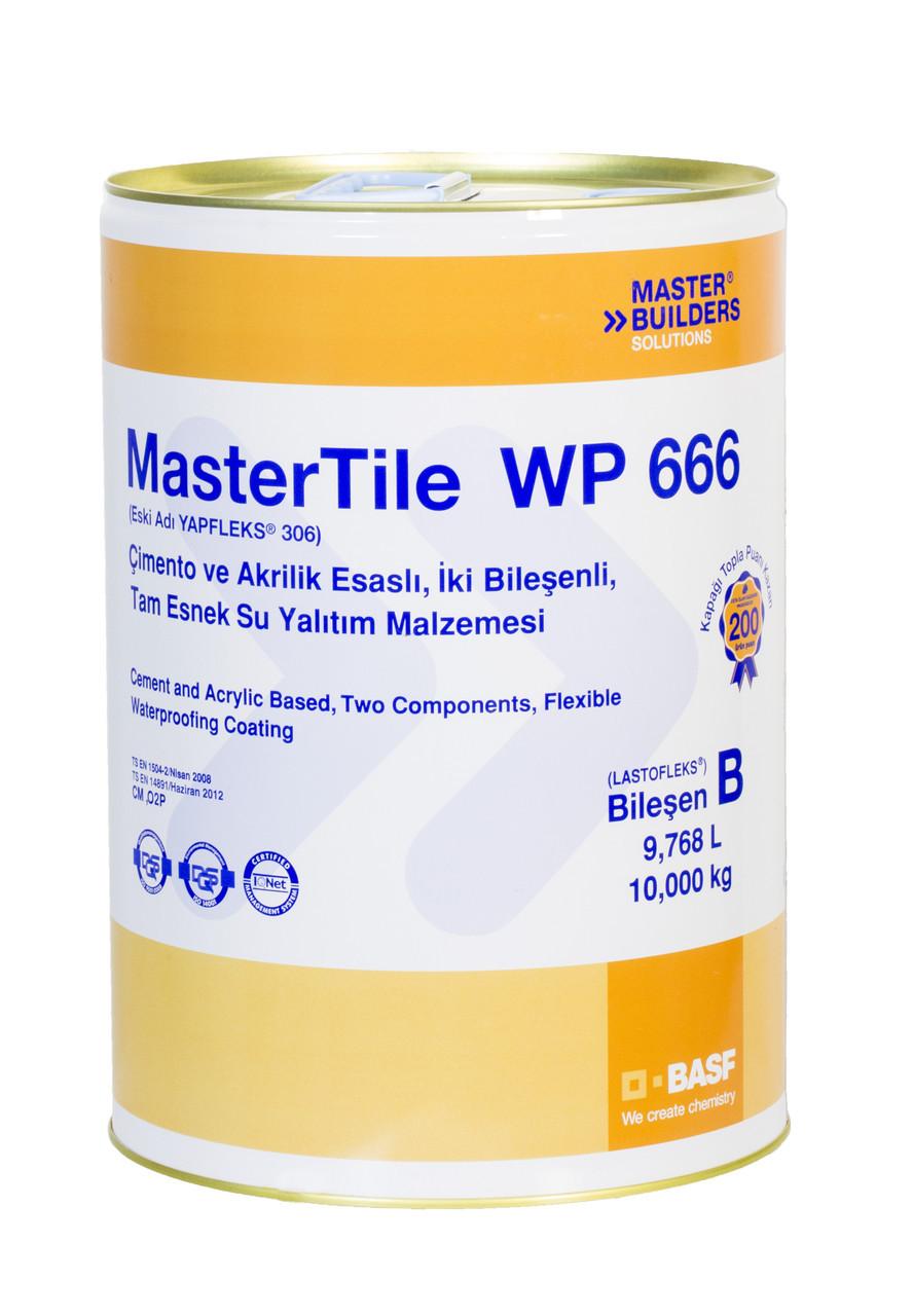 MasterTile WP 666 (гидроизоляционный состав с финишным покрытием из плитки), фото 1