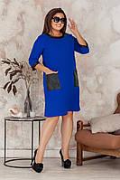 Женское модное платье  НВ499А (бат), фото 1