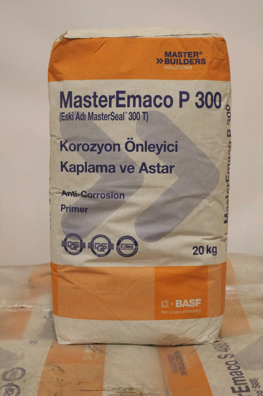 MasterEmaco P 300 (антикоррозионная грунтовка и праймер)