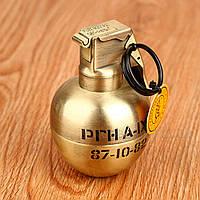 Пепельница с зажигалкой граната. PP224810, фото 1