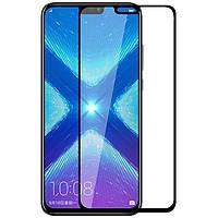 Стекло 5D Huawei Honor 8X Черный