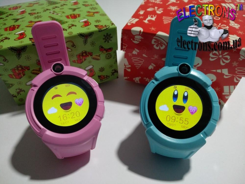 Детские смарт часы Baby smart watch q360, наручный телефон, часофон