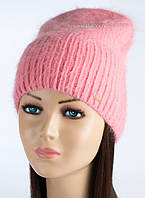 Стильная женская шапочка Юкка цвет персик