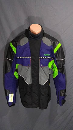 Мотокуртка POLO бу текстиль туристическая, фото 2