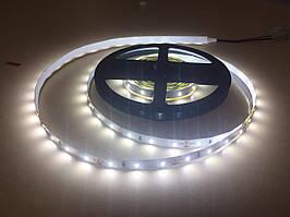 Світлодіодна стрічка LED 3014 60 12V IP33 холодна