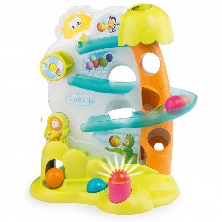 Интерактивная игрушка Cotoons Smoby 110424 Шарики со звуковым и световым эффектами