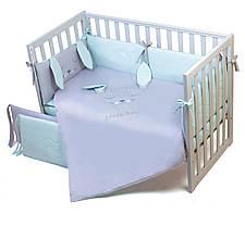 Постельный комплект для новорожденных Veres Lovely Baby