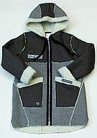 Демісезонне пальто на дівчинку ріст 122.128