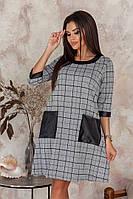 Женское модное платье  НВ495 (норма), фото 1