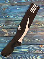 Гетры для футбола Adidas (Черные)(реплика), фото 1