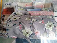 Комплект постельного белья двуспальный 100% хлопок Тиротекс сублимация милена