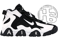 Мужские кроссовки Nike Air Barrage Mid Black White AT7847-001