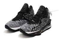Баскетбольные кроссовки Nike Lebron 17 черные