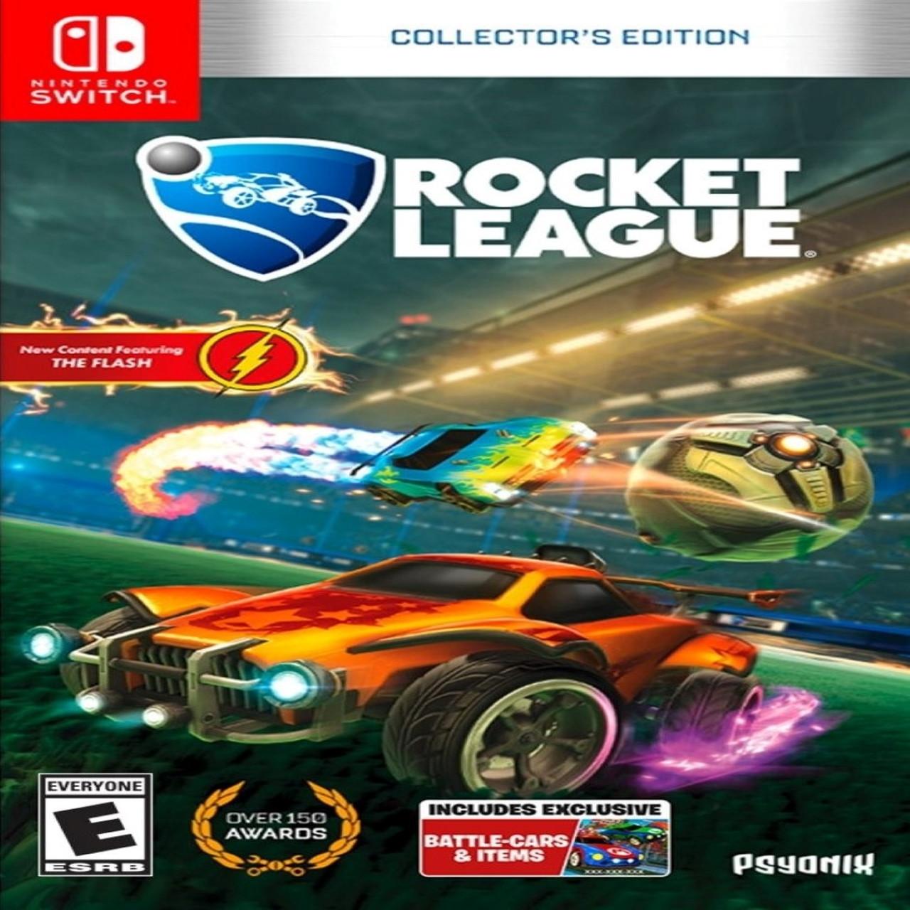 Rocket League: Collectors Edition (російські субтитри) Nintendo Switch