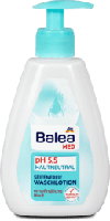 Balea Med Waschlotion pH 5,5 Hautneutral seifenfrei Жидкая эмульсия для мытья рук с нейтральным pH 5,5 300 мл