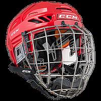 Шлем CCM FITLITE 3DS с решеткой, Размер M, красный, FTL3DSC-R-M