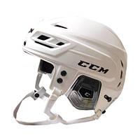 Шлем CCM FITLITE с решеткой, Размер L, белый, FTLC-W-L