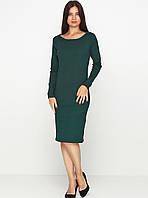 Платье Мальта SS18Ж391-32 Зеленое (2901000139692)