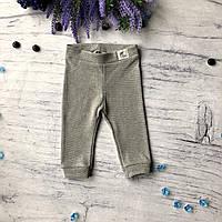 Серые штаны для мальчика Breeze 13. Размер 74 см, 80 см, 86 см, 92 см, фото 1