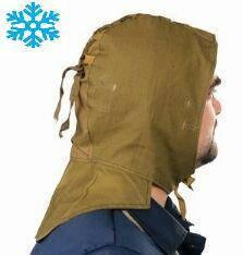 Подшлемник защитный ОТ  зимний утеплитель Ватин диагональ, фото 2