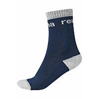 Синие носки Boot унисекс размеры 26/29;30/33;34/37;38/41 зима девочка;мальчик TM Reima 527310-6980