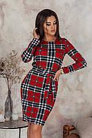 Женское модное платье  НВ496 (норма), фото 1