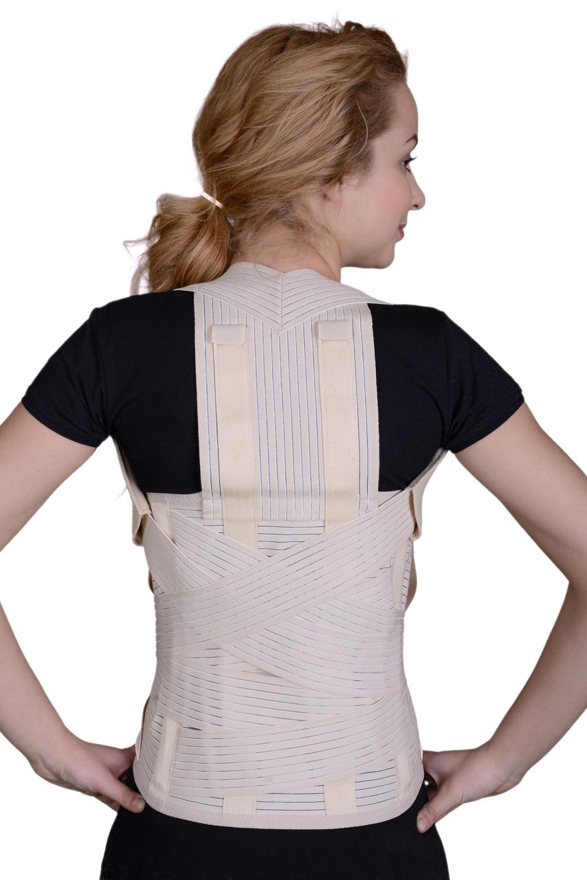 Бандаж для грудного и поясничного отделов ARC330К, M