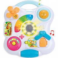 """Интерактивная игрушка для малышей """"Творческая панель"""" Smoby 110413, фото 1"""