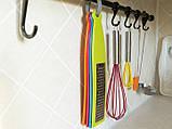 Комплект 4-х терок «Kitchen Craft Colourworks», фото 4