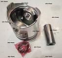 Поршень для двигателя Komatsu 4D92E (+0,5) (1267 грн) YM12990422120 / 129904-22120, фото 3