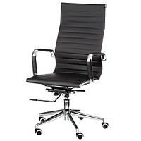 Крісло для керівника Solano artleather black E0949, фото 1