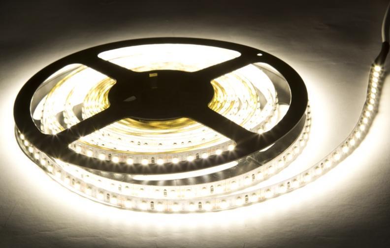 Светодиодная лента LED 3528-120 12V IP33 нейтрально-белая СТАНДАРТ