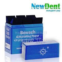 Артикуляционная бумага Бауш ВК 01 Bausch BK 01 синяя