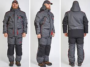 Зимний мужской костюм с электроподогревом Norfin Discovery Heat -40С, фото 3