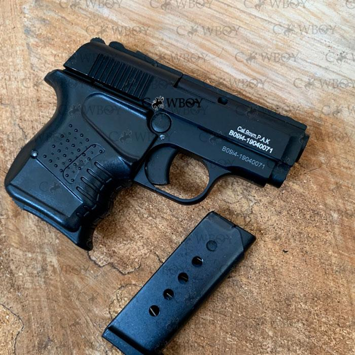 BLOW Пистолет стартовый MINI-9 с дополнительным магазином