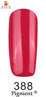 Гель-лак F. O. X Pigment №388, 6 мл