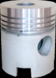 Поршень СМД-20 (20-0305А 4х канавочный)
