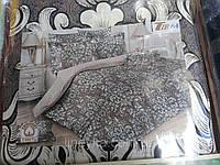 Комплект постельного белья двуспальный 100% хлопок Тиротекс сублимация Барокко