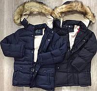 Куртки на меху для мальчиков оптом, S&D, 6-16 лет, арт. KF-35, фото 1