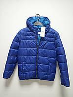 Теплая легкая куртка для мальчика от бренда OVS,Италия
