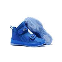 Баскетбольные кроссовки Nike Soldier 13 синие