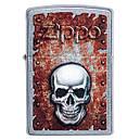 Зажигалка Zippo Rusted Skull Design, 29870, фото 2