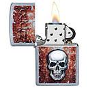 Зажигалка Zippo Rusted Skull Design, 29870, фото 3