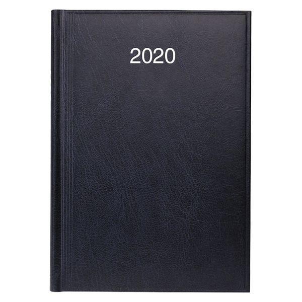 Ежедневник датированный 2020 BRUNNEN MIRADUR Стандарт 7956030 синий