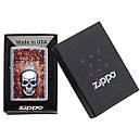 Зажигалка Zippo Rusted Skull Design, 29870, фото 4