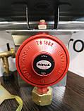 """Газовый портативный инфракрасный нагреватель. 1500 Вт.(Газовая горелка). Керамика. """"Nurgaz"""" (Турция), фото 6"""