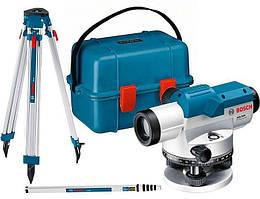Оптический нивелир Bosch GOL 20 D Professional + BT 160 + GR 500 (60 м) (0601068402)