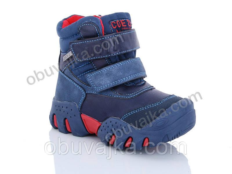 Зимняя обувь оптом Ботинки для мальчиков от фирмы Солнце(27-32)