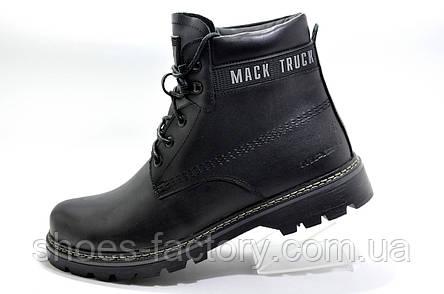 Зимние ботинки на меху Ботус, (Black), фото 2