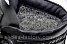 Зимние ботинки на меху Ботус, (Black), фото 3